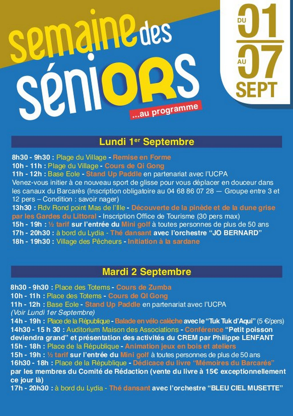 Chat rencontres seniors