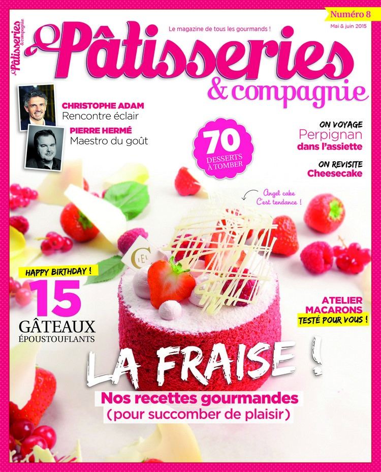 PUB PATISSERIES 750