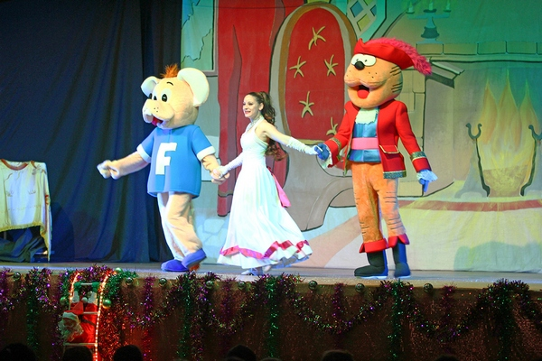 Spectacle Noël 2015 1