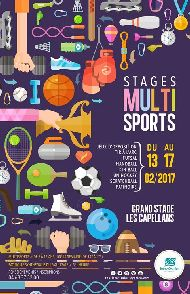Affiche Multi-stages 190