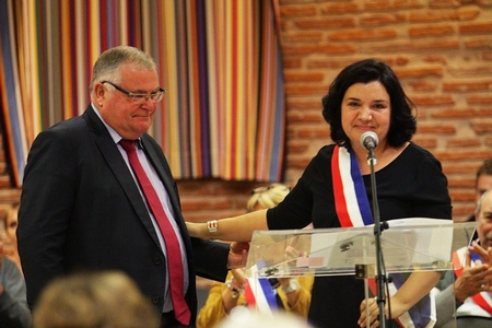 2 Election Maire Armelle REVEL FOURCADE LE SOLER