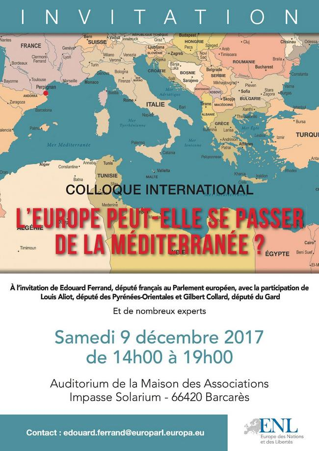 COLLOQUE MEDITERRANEEE 01