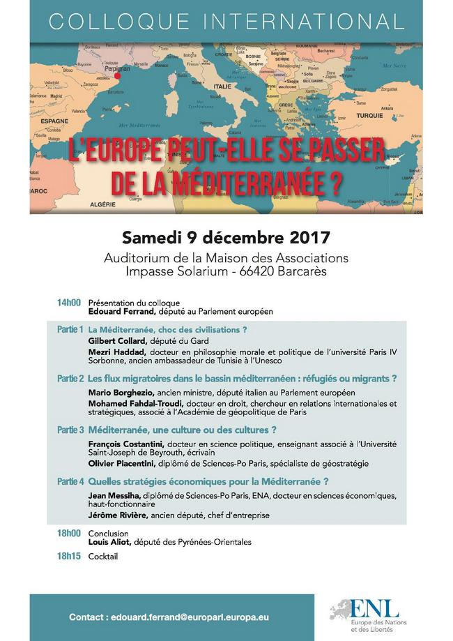 COLLOQUE MEDITERRANEEE 02