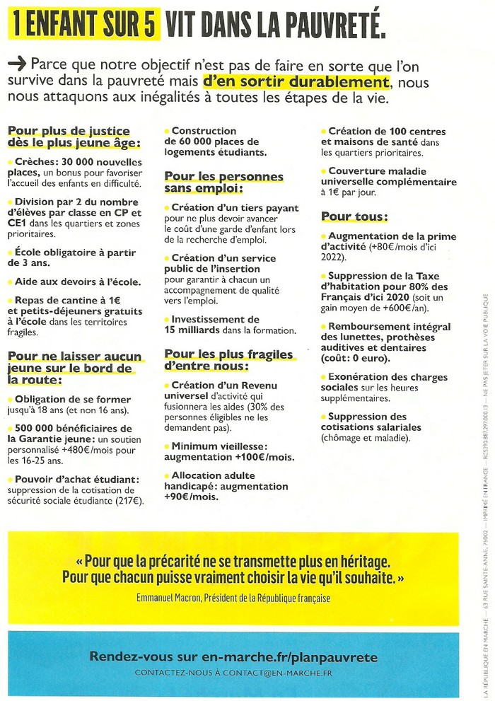 TRACTS LREM OCTOBRE 2018 - Tract verso